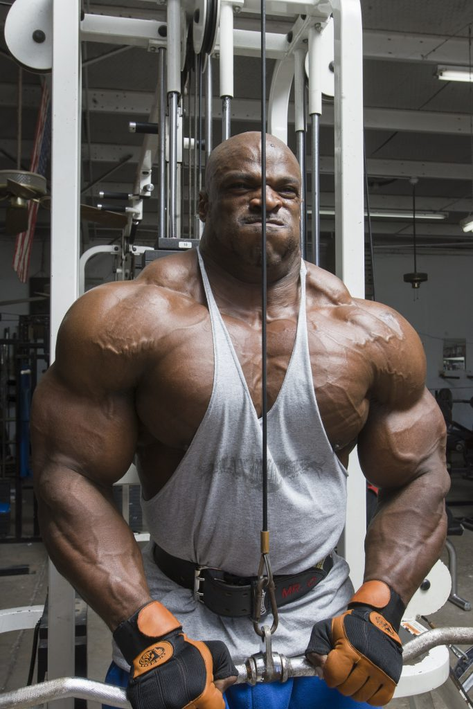 8-time Mr. Olympia Ronnie Coleman will be making his first ever public appearance in the Middle E