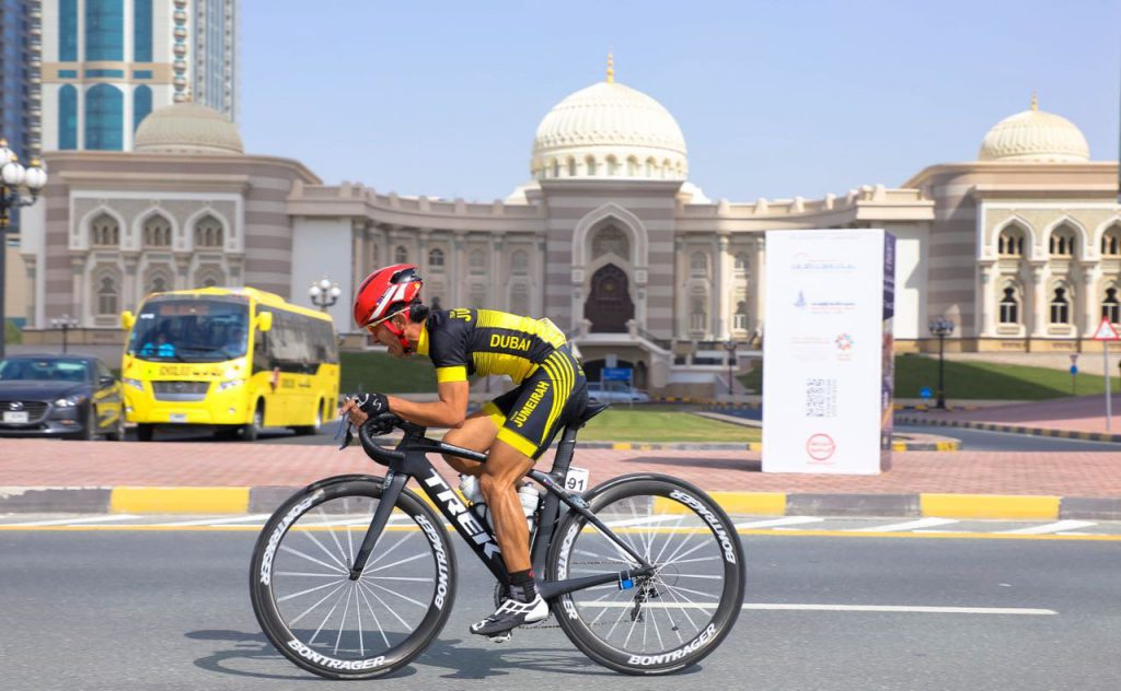 Sharjah calls on UAE sporting families to go for gold