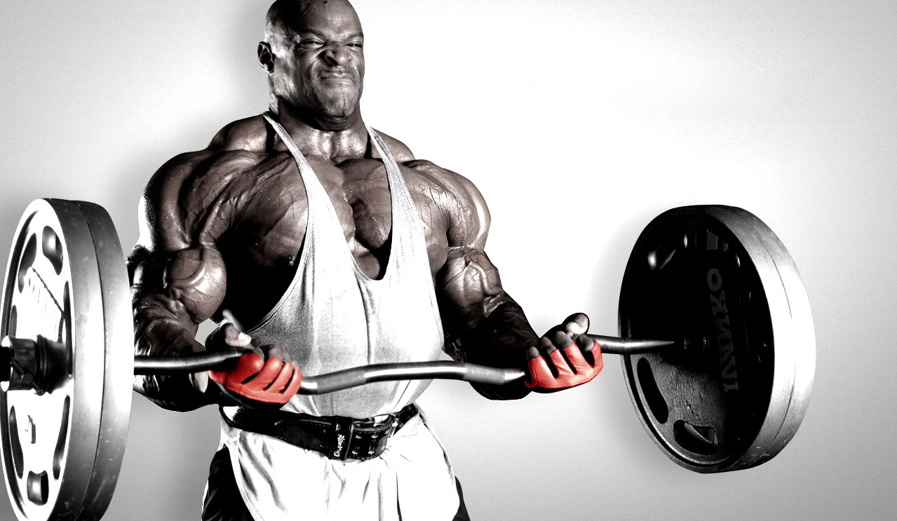 Ronnie Coleman Completed The Game