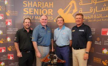 Sharjah Senior Golf