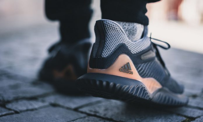 f08d053b3182f AlphaBOUNCE Beyond your limits in adidas  latest training footwear