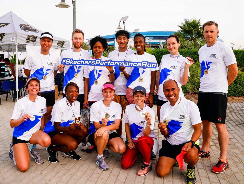 The Skechers Performance Run Is Back At Hamdan Sports Complex