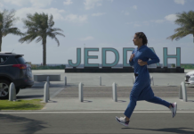dbc83c908e7 adidas re-boosts female empowerment on International Women s Day featuring  star-studded Saudi… Dubai ...