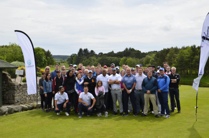 DHL Swing Against Cancer