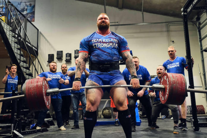 World's Ultimate Strongman