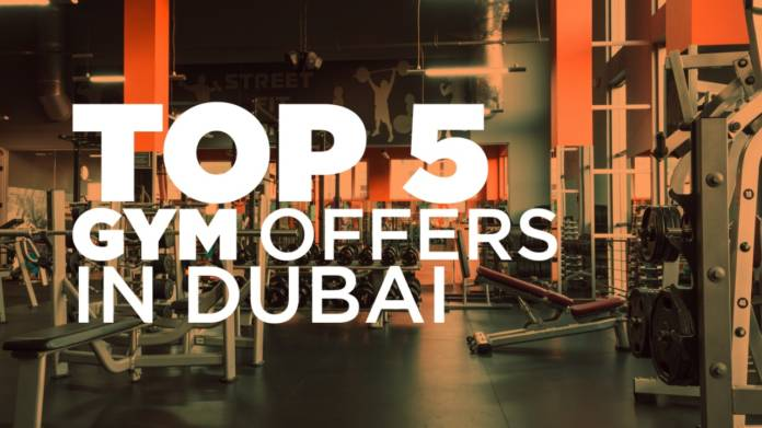 gym deals dubai