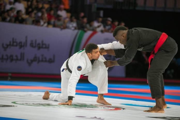 UAE Jiu-Jitsu Mental strength