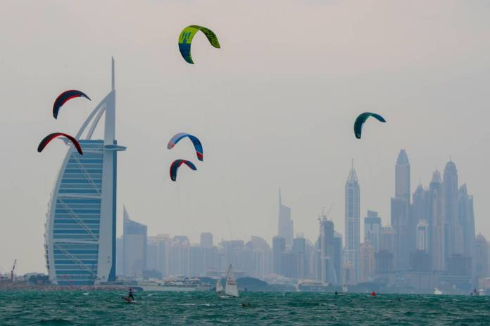 Dubai Watersports Summer Week Registration