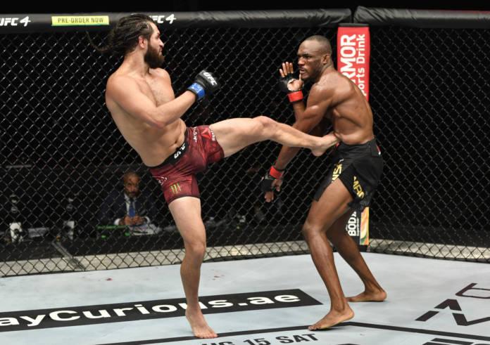 Abu Dhabi UFC Fight Island