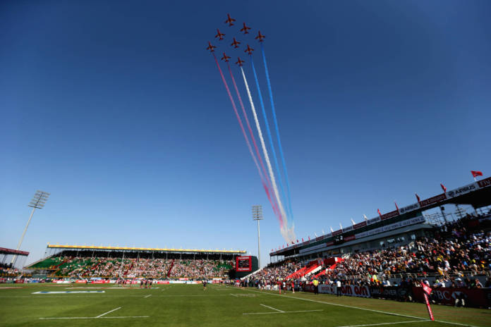 Emirates Airline Dubai Rugby Sevens cancelled