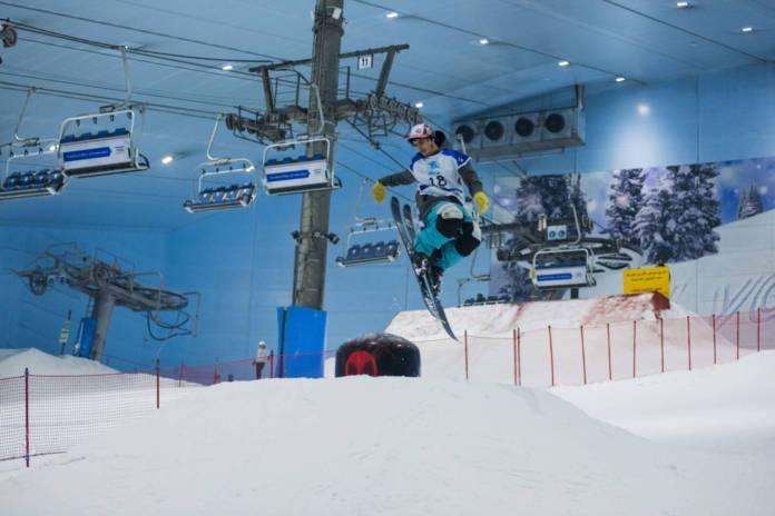 Ski Dubai COVID-19