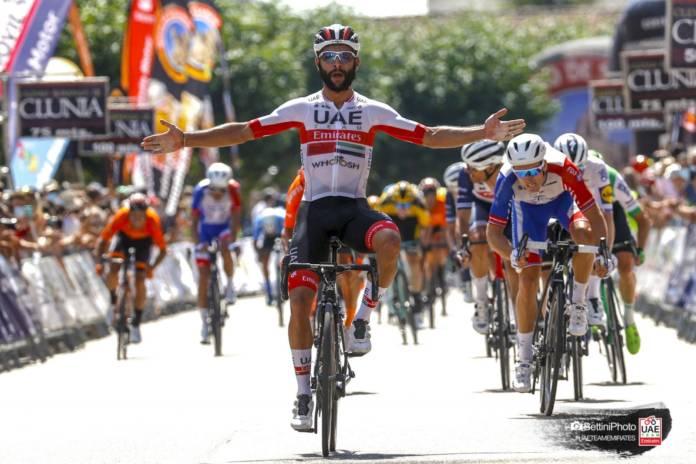 UAE Team Emirates Vuelta Burgos