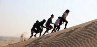 Al Marmoom Dune Run