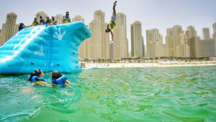Dubai Sports Council Aqua Challenge