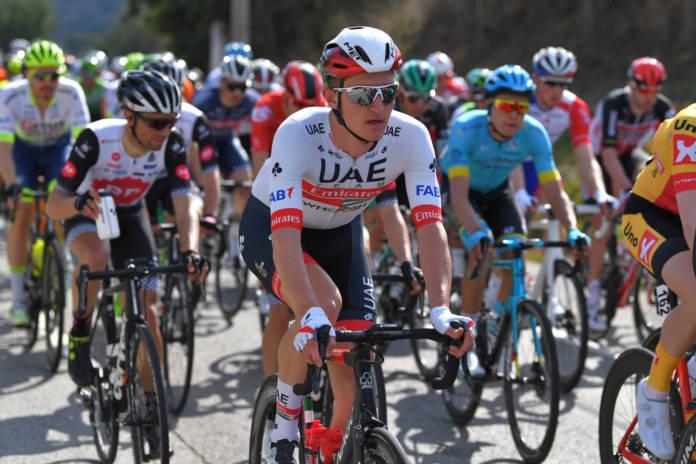 UAE Team Emirates Italian Grand Tour