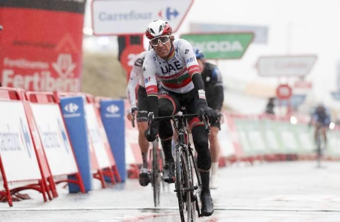 UAE Team Emirates Vuelta Espana