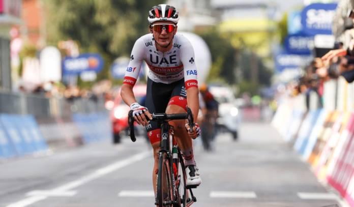 UAE Team Emirates Giro d'Italia