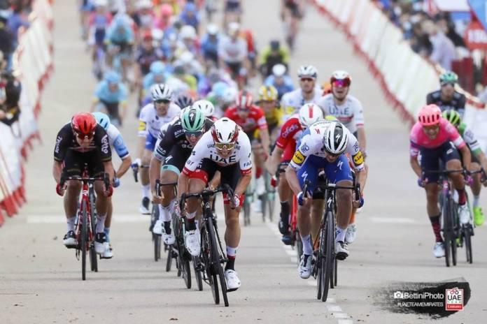 UAE Team Emirates Vuelta España