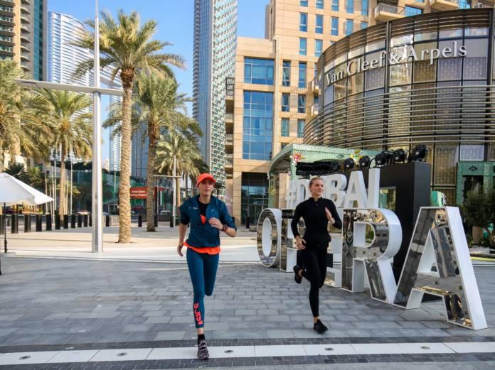Dubai Fitness Challenge