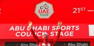 UAE TOUR Pogacar