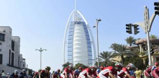 UAE Tour Dubai Stage