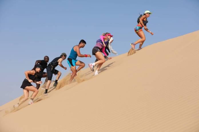 Al Marmoom Ultramarathon