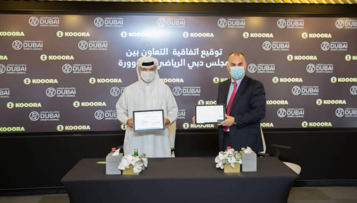 Dubai Sports Council Kooora