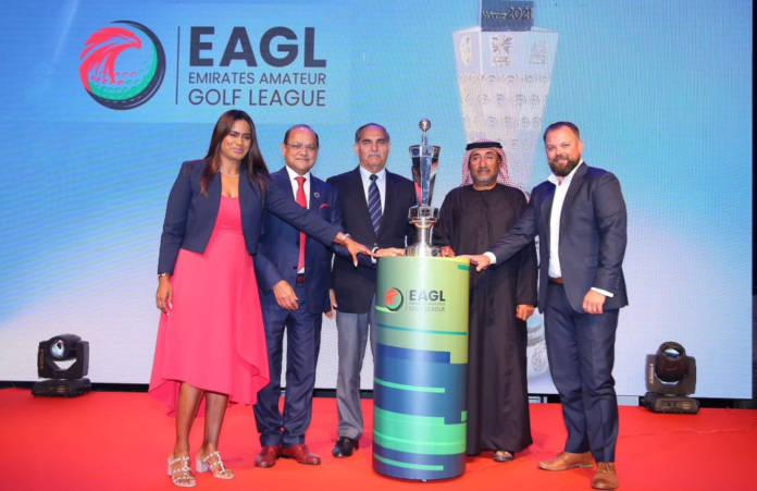 EAGL team golf