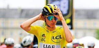 Tadej Pogacar 2021 Tour de France
