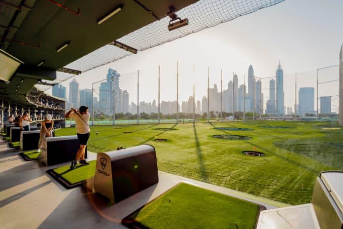 Topgolf Dubai summer