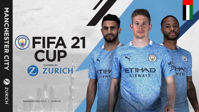 Manchester City Zurich FIFA 21 Cup