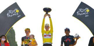 Tadej Pogacar Tour de France