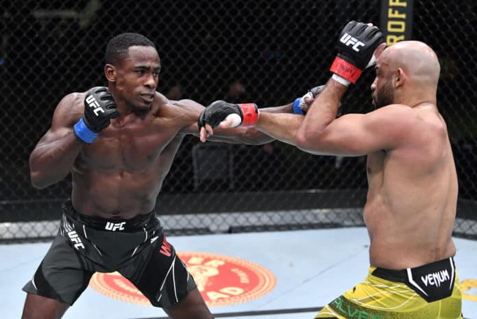 UFC 267 Abu Dhabi