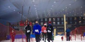 DXB Snow Run