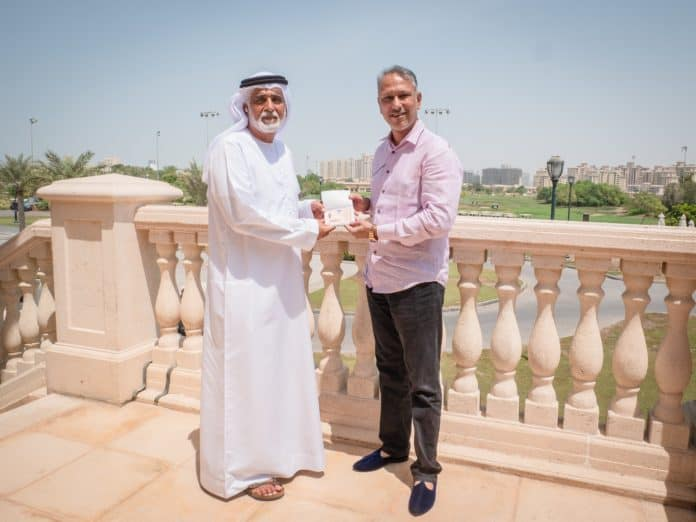 Jeev Milkha Singh Dubai Golden Visa