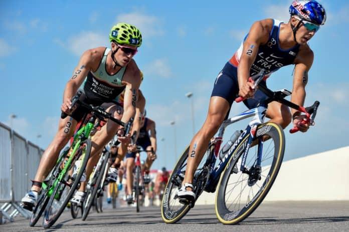 World Triathlon Championship Series Abu Dhabi