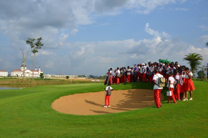 3e Actuaries Open Golf