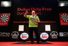 Dubai Duty Free Darts Masters