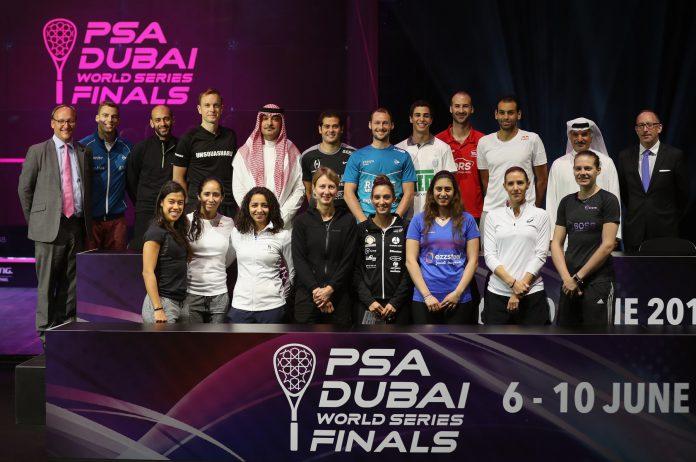 PSA Dubai World Series Finals