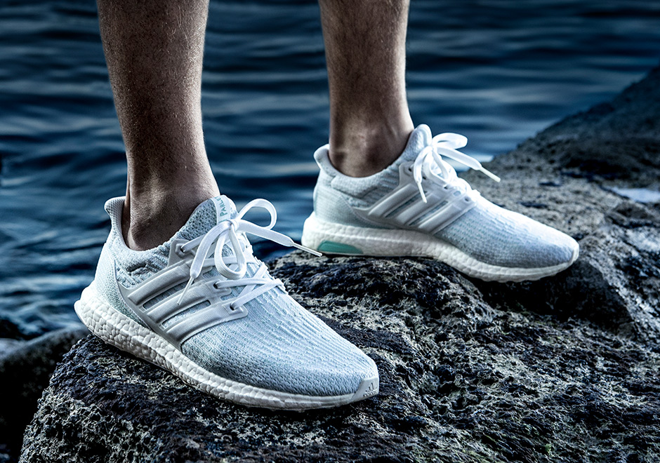 Adias Ocean Parley Mens Shoes